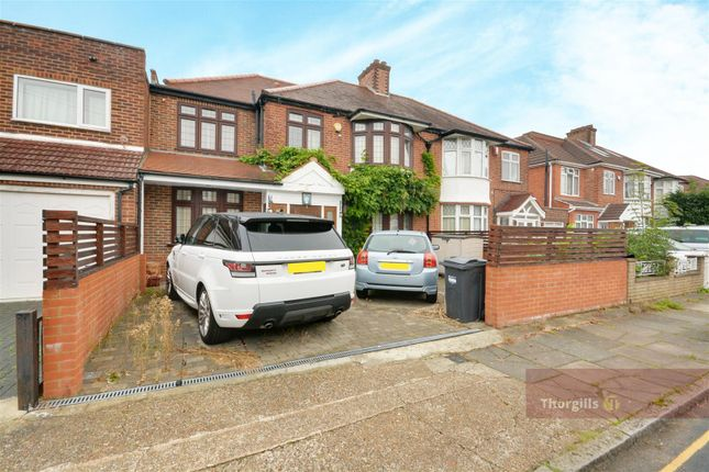 Thumbnail Terraced house to rent in Albury Avenue, Isleworth