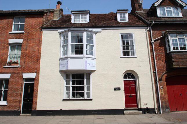 Thumbnail Terraced house for sale in 45 Bedwin Street, Salisbury