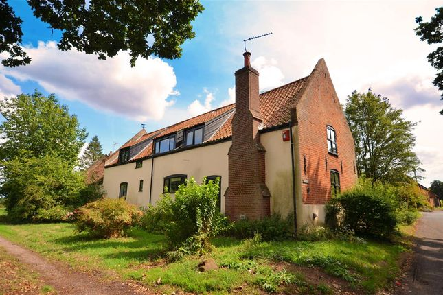 Thumbnail Barn conversion for sale in Newport Road, South Walsham, Norwich