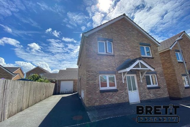 Thumbnail Detached house to rent in Skomer Drive, Milford Haven, Pembrokeshire.