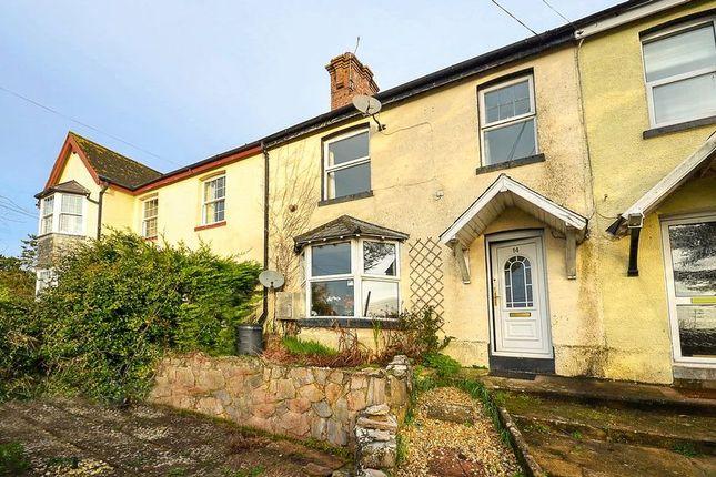 Thumbnail Terraced house for sale in Stoke Gabriel Road, Galmpton, Brixham