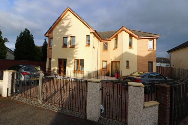 Thumbnail Detached house for sale in Swinton Road, Swinton, Baillieston