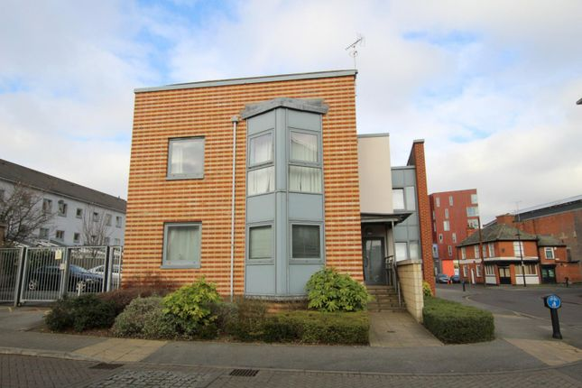 Thumbnail Flat to rent in Wykes Bishop Street, Ipswich