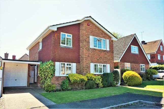 Thumbnail Detached house for sale in Kymer Gardens, Hassocks