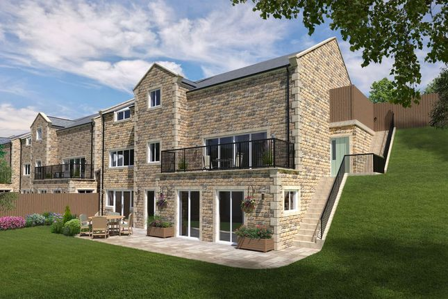 Thumbnail Detached house for sale in Hough, Northowram, Halifax