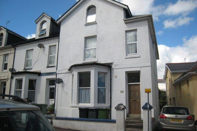 Thumbnail Flat to rent in New Street, Paignton