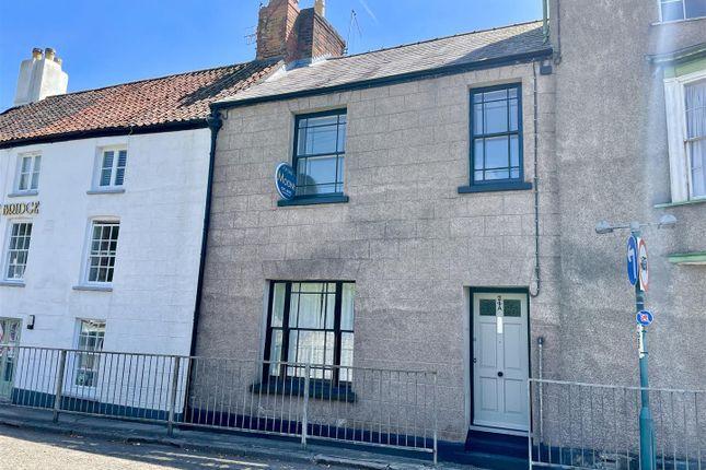 Thumbnail Terraced house for sale in Bridge Street, Chepstow