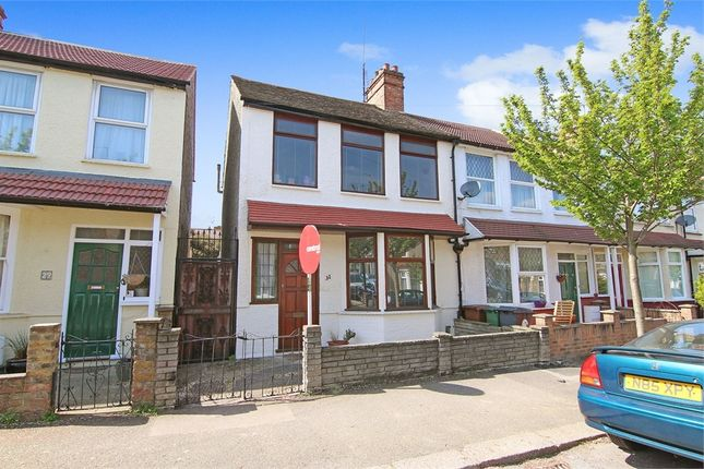 Thumbnail End terrace house for sale in Bromley Road, Walthamstow, London