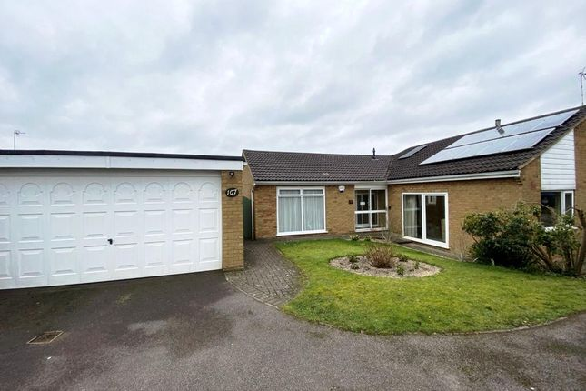 3 bed bungalow for sale in Coverside Road, Great Glen LE8