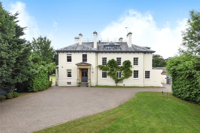 Thumbnail Detached house for sale in Bath Road, Sulhamstead, Reading, Berkshire