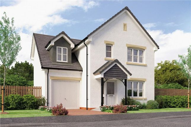 "Thumbnail Detached house for sale in ""Irvine"" at Mossgreen, Crossgates, Cowdenbeath"