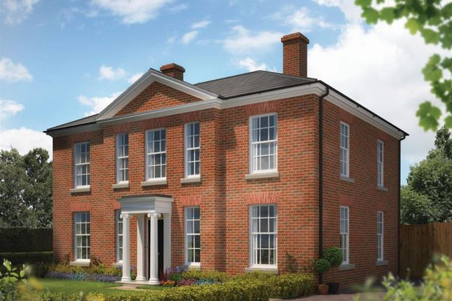 Thumbnail Detached house for sale in Richmond Park, Whitfield, Dover, Kent