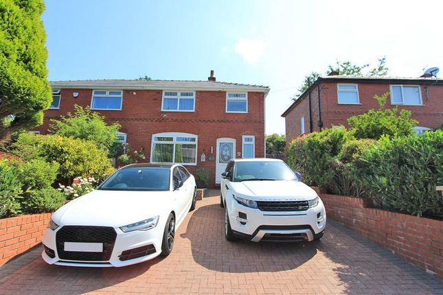 Thumbnail Property for sale in Branksome Drive, Blackley, Manchester
