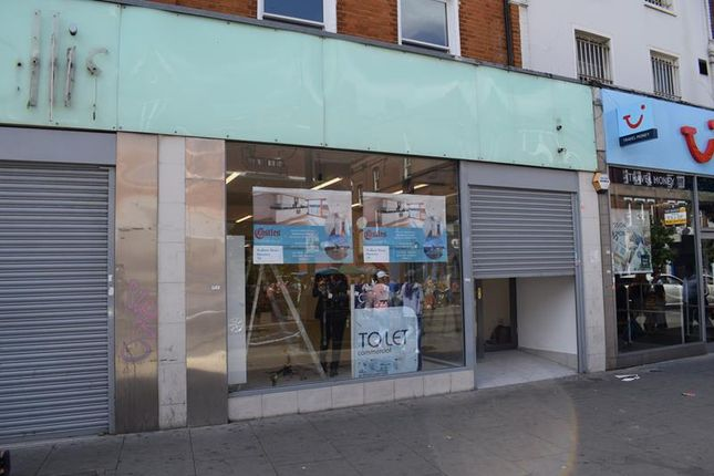 Thumbnail Retail premises to let in 73 High Road, Wood Green, London