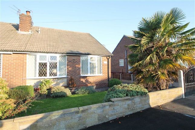 Thumbnail Semi-detached bungalow for sale in Clifton Drive, Wardley, Swinton, Manchester