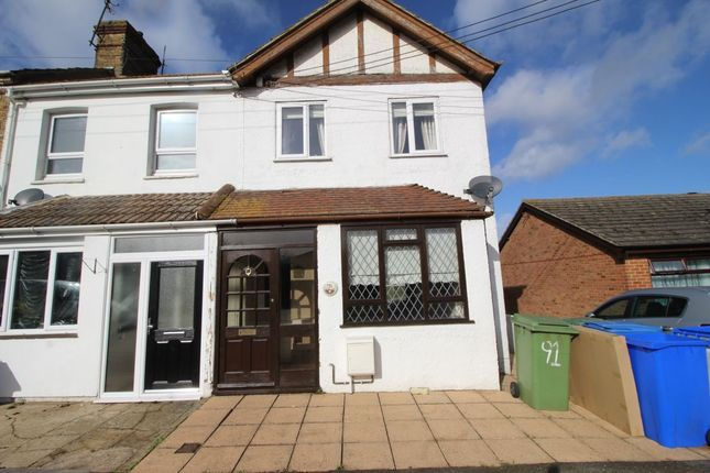 Thumbnail Property to rent in Barton Hill Drive, Minster On Sea, Sheerness