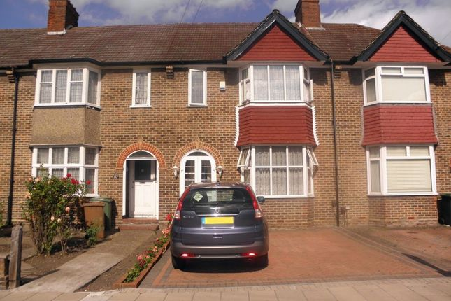 3 bed terraced house for sale in Verdant Lane, Catford