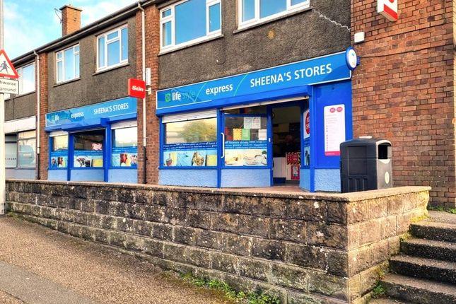 Thumbnail Retail premises for sale in Lon Y Bryn, Caernarfon