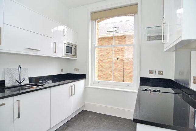 Thumbnail Flat to rent in Normansfield Court, Teddington