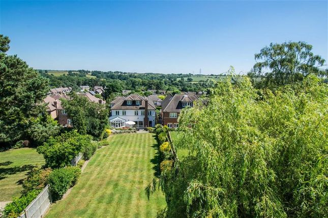 Thumbnail Detached house for sale in Tolmers Road, Cuffley, Hertfordshire