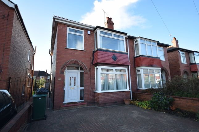 Thumbnail Semi-detached house to rent in Zetland Road, Doncaster