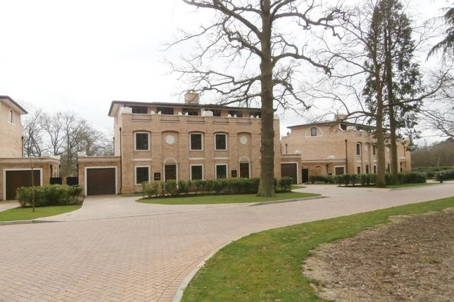Thumbnail Semi-detached house to rent in Bentley Priory, Stanmore