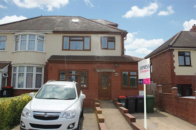 Thumbnail Semi-detached house for sale in Haybridge Road, Hadley, Telford, Shropshire