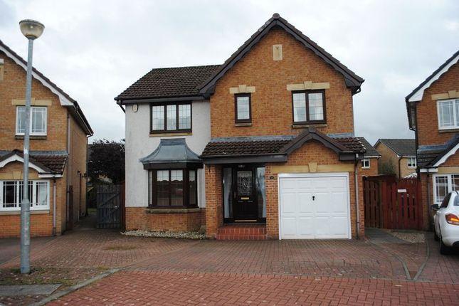 Thumbnail Detached house to rent in Sanson Lane, Carluke