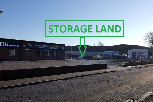 Thumbnail Land to let in Sherwood Road, Aston Fields, Bromsgrove