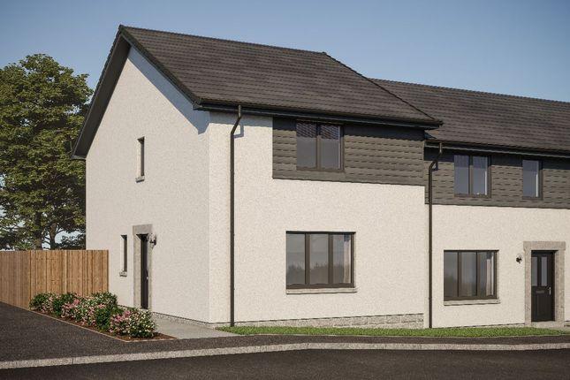 Thumbnail Semi-detached house for sale in Plot 251 Rowett South, Bucksburn, Aberdeen