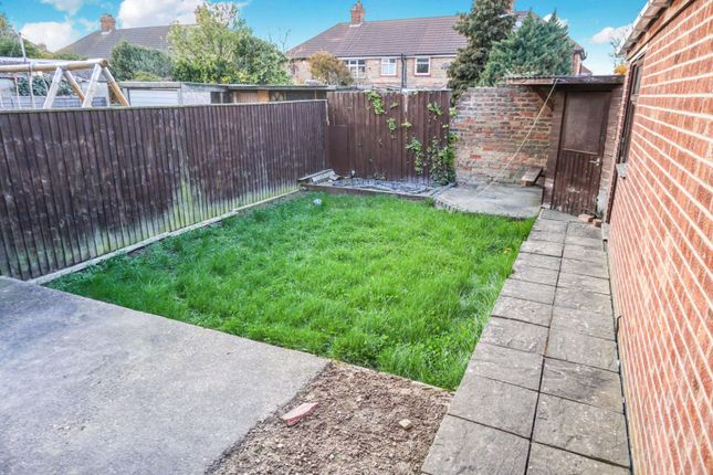 Garden of Littlefield Lane, Grimsby DN34