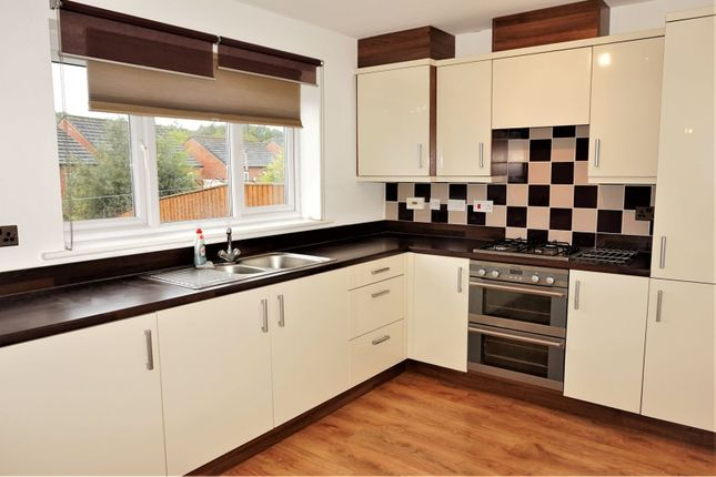 Thumbnail Detached house to rent in Bottomley Side, Manchester