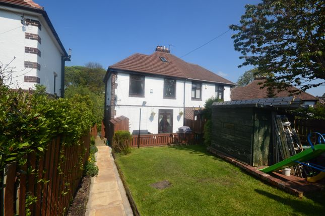 3 bed semi-detached house for sale in Somerset Road, Almondbury, Huddersfield