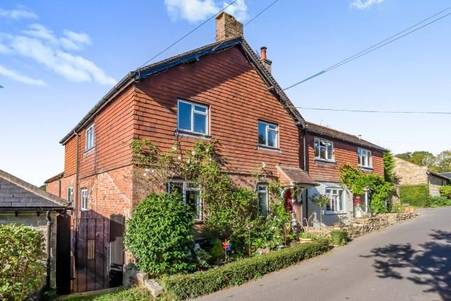 3 bed semi-detached house for sale in Parkwood Cottage, Rotherfield Lane, Mayfield, East Sussex TN20