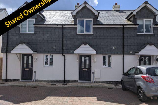 Thumbnail Terraced house for sale in Trelawny Close Pelynt, Looe