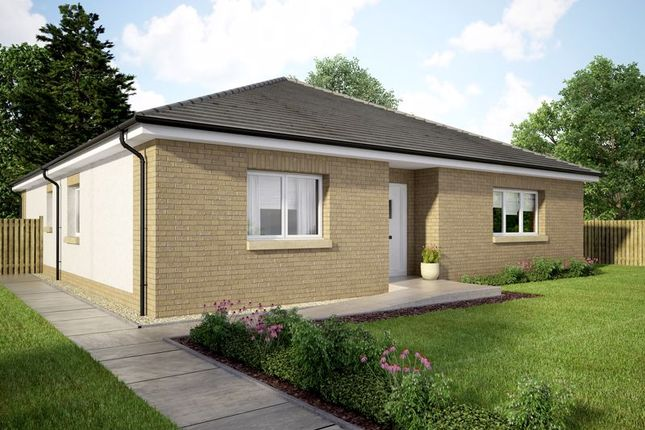 Thumbnail Detached bungalow for sale in Plot 5, The Islay Kilmaurs Road, Knockentiber