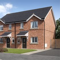 Thumbnail Semi-detached house for sale in Latrigg Road, Carlisle, Cumbria