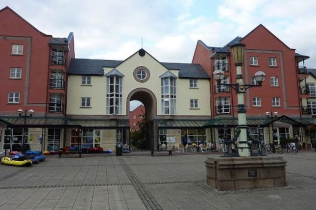 Thumbnail Flat to rent in Waterside, Exeter