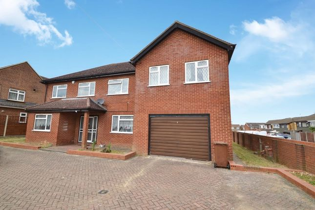 Thumbnail Detached house for sale in Chestnut Avenue, Chatham