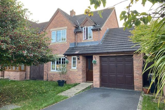 Thumbnail Detached house for sale in Market Avenue, St. Georges, Weston-Super-Mare