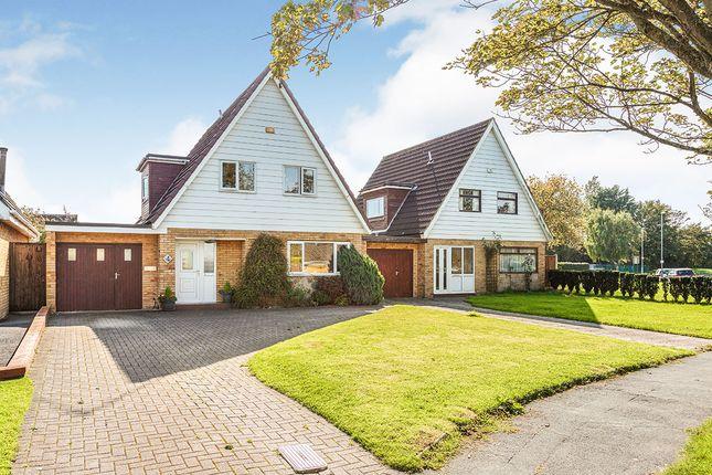 Thumbnail Detached house for sale in Arundel Drive, Poulton-Le-Fylde