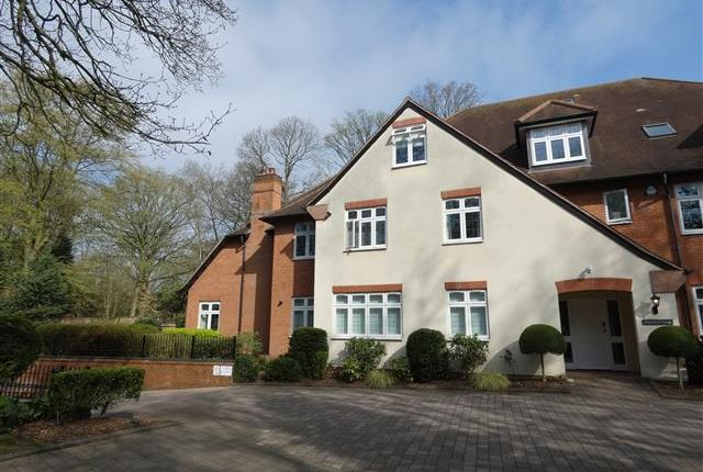 Thumbnail Flat for sale in Aston Park Grange, 160 Streetly Lane, Four Oaks, Sutton Coldfield