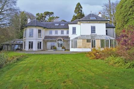 Thumbnail Detached house for sale in Grimstone Manor, Jordan Lane, Horrabridge, Yelverton, Devon