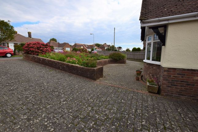 Driveway of Pevensey Park Road, Westham BN24
