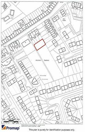Land for sale in Ball Haye Green, Leek