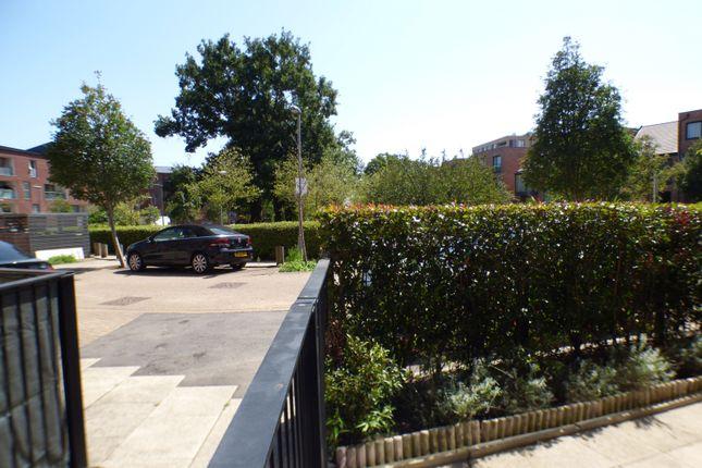 Communal Gardens of Loch Crescent, Edgware HA8