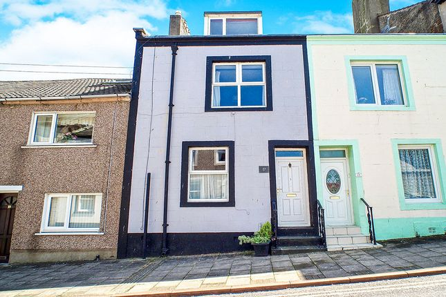 Thumbnail Terraced house to rent in High Street, Maryport