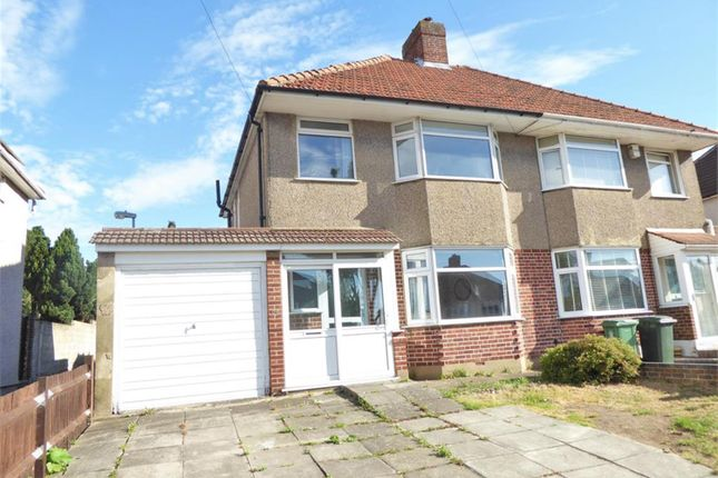 Thumbnail Semi-detached house for sale in Latham Road, South Bexleyheath, Kent