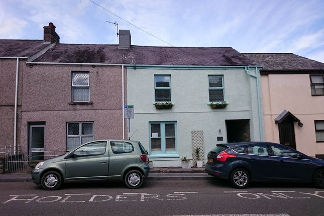 Thumbnail Detached house to rent in New Road, Llandeilo, Carmarthenshire