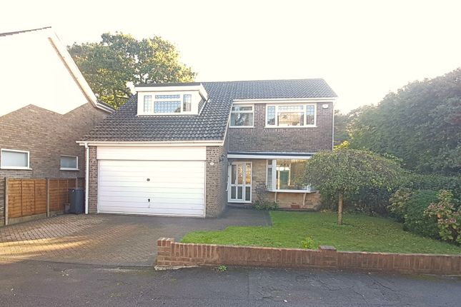 Thumbnail Detached house for sale in Springdale Grove, Wimborne